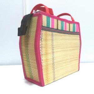 Reed hand bags